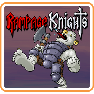 𝐈𝐍𝐒𝐓𝐀𝐍𝐓 - Rampage Knights - SWITCH - NA