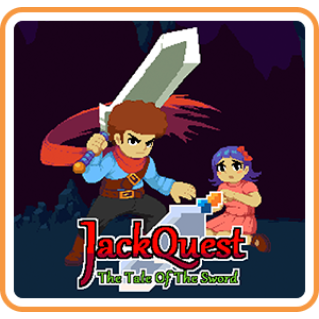 NA SWITCH - JackQuest: The Tale of the Sword - 𝐈𝐍𝐒𝐓𝐀𝐍𝐓