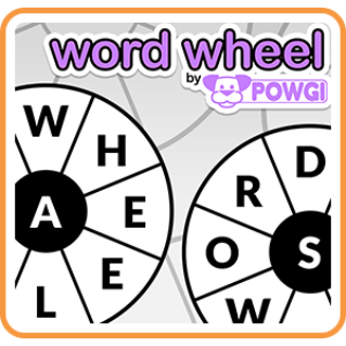 𝐈𝐍𝐒𝐓𝐀𝐍𝐓 - Word Wheel by POWGI - SWITCH - NA