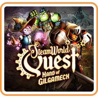 𝐈𝐍𝐒𝐓𝐀𝐍𝐓 - SteamWorld Quest - NA - SWITCH