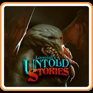 𝐈𝐍𝐒𝐓𝐀𝐍𝐓 - Lovecraft's Untold Stories - SWITCH - NA