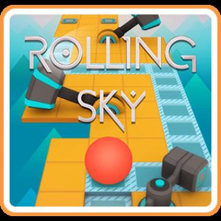 𝐈𝐍𝐒𝐓𝐀𝐍𝐓 - Rolling Sky - NA - SWITCH