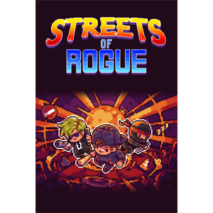 𝐈𝐍𝐒𝐓𝐀𝐍𝐓 - Streets of Rogue XB1 GLOBAL