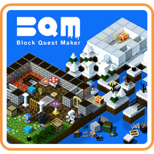 𝐈𝐍𝐒𝐓𝐀𝐍𝐓 - BQM-BlockQuest Maker - SWITCH - NA