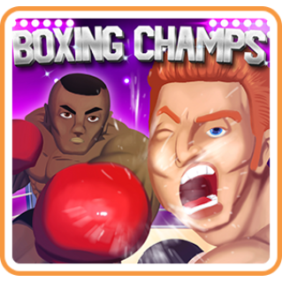 𝐈𝐍𝐒𝐓𝐀𝐍𝐓 - Boxing Champs - NA - SWITCH