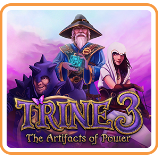 𝐈𝐍𝐒𝐓𝐀𝐍𝐓 - Trine 3: The Artifacts of Power - NA - SWITCH