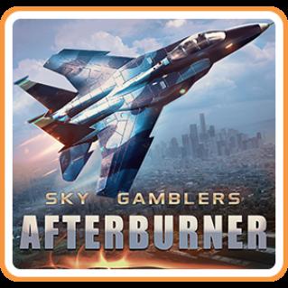 𝐈𝐍𝐒𝐓𝐀𝐍𝐓 - Sky Gamblers - Afterburner - NA - SWITCH