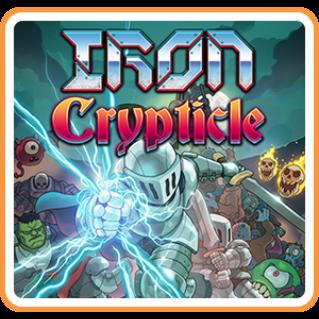 𝐈𝐍𝐒𝐓𝐀𝐍𝐓 - Iron Crypticle - SWITCH - NA