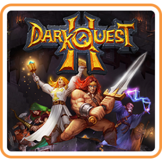 𝐈𝐍𝐒𝐓𝐀𝐍𝐓 - Dark Quest 2 - SWITCH - NA