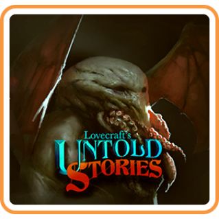 𝐈𝐍𝐒𝐓𝐀𝐍𝐓 - Lovecraft's Untold Stories - SWITCH - NA