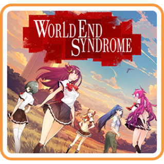 𝐈𝐍𝐒𝐓𝐀𝐍𝐓 - World End Syndrome - EU - SWITCH