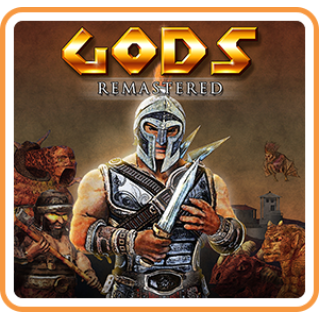 𝐈𝐍𝐒𝐓𝐀𝐍𝐓 - GODS Remastered - NA - SWITCH