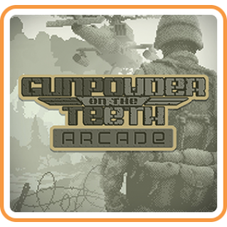 𝐈𝐍𝐒𝐓𝐀𝐍𝐓 - Gunpowder on the Teeth: Arcade - SWITCH - NA