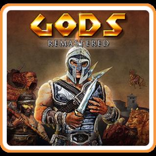 𝐈𝐍𝐒𝐓𝐀𝐍𝐓 - GODS Remastered - NA - SWITCH