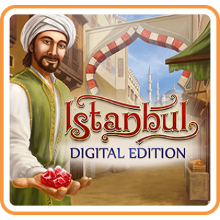 𝐈𝐍𝐒𝐓𝐀𝐍𝐓 - NA - Istanbul: Digital Edition - SWITCH