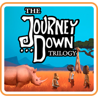 𝐈𝐍𝐒𝐓𝐀𝐍𝐓 - The Journey Down Trilogy - NA - SWITCH