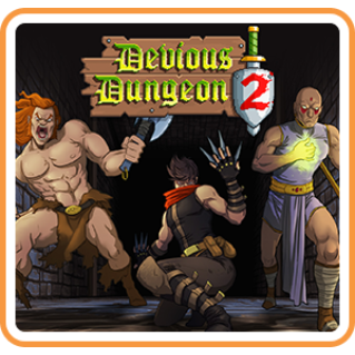 𝐈𝐍𝐒𝐓𝐀𝐍𝐓 - Devious Dungeon 2 - NA - SWITCH