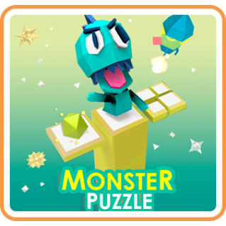 𝐈𝐍𝐒𝐓𝐀𝐍𝐓 - Monster Puzzle - NA - SWITCH