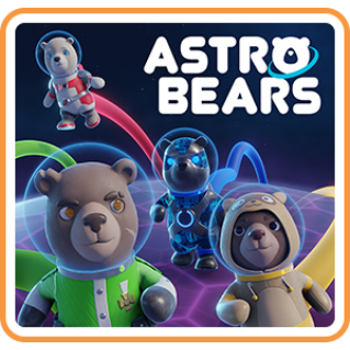 𝐈𝐍𝐒𝐓𝐀𝐍𝐓 - Astro Bears - SWITCH - NA