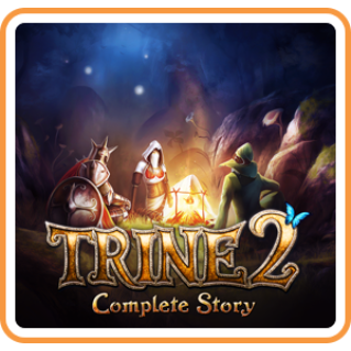 𝐈𝐍𝐒𝐓𝐀𝐍𝐓 - Trine 2: Complete Story - NA SWITCH