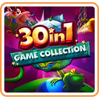 𝐈𝐍𝐒𝐓𝐀𝐍𝐓 - 30-in-1 Game Collection - NA - SWITCH