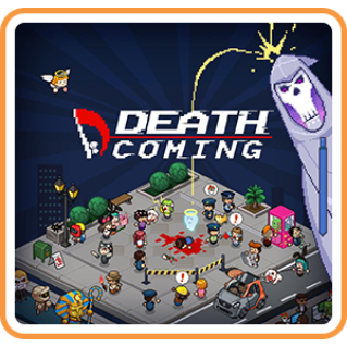𝐈𝐍𝐒𝐓𝐀𝐍𝐓 - Death Coming - NA - SWITCH