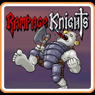 𝐈𝐍𝐒𝐓𝐀𝐍𝐓 - Rampage Knights - SWITCH - NA