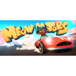 [-65%] INSTANT - Meow Motors  STEAM KEY GLOBAL