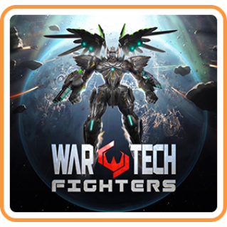 𝐈𝐍𝐒𝐓𝐀𝐍𝐓 - War Tech Fighters - SWITCH - NA