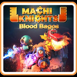 𝐈𝐍𝐒𝐓𝐀𝐍𝐓 - Machi Knights: Blood Bagos - NA - SWITCH