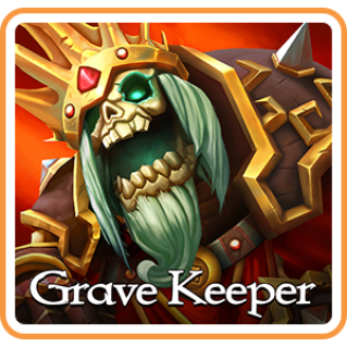 𝐈𝐍𝐒𝐓𝐀𝐍𝐓 - Grave Keeper - NA - SWITCH