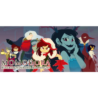 𝐈𝐍𝐒𝐓𝐀𝐍𝐓 - Momodora: Reverie Under The Moonlight - NA - SWITCH