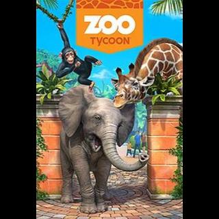 Zoo Tycoon Xbox One 🔑✅