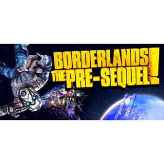 Borderlands Pre-sequel instant🔑 ✅
