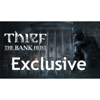 Thief  XBOX ONE DLC The Bank Heist