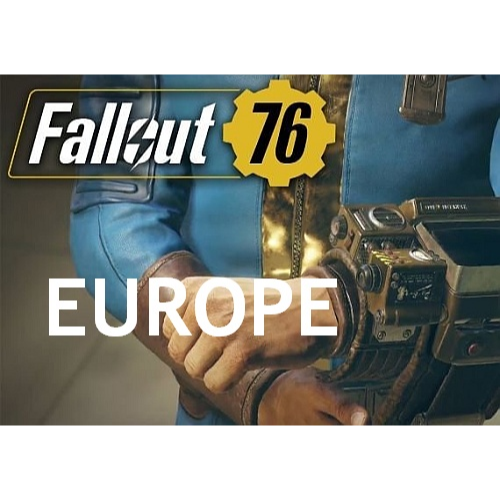 Fallout 76 EU - Other Games - Gameflip
