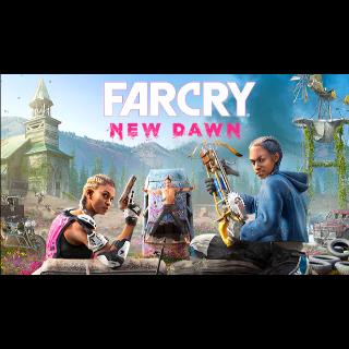 Far Cry New Dawn 🔑✅