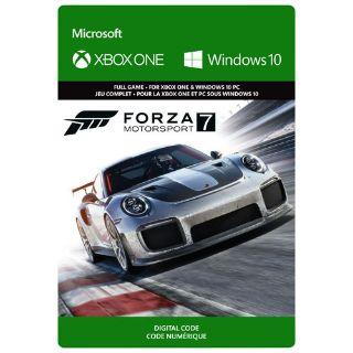 Forza Motorsport 7 Xbox One / Windows 10