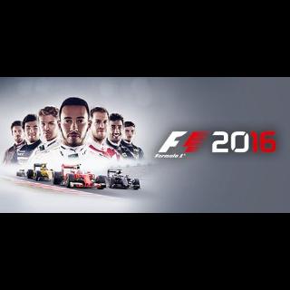 F1 2016 STEAM