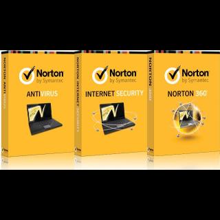 Norton Security Premium etc.