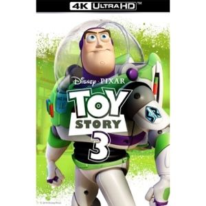 Toy Story 3 iTunes 4k (ports to Movies Anywhere)
