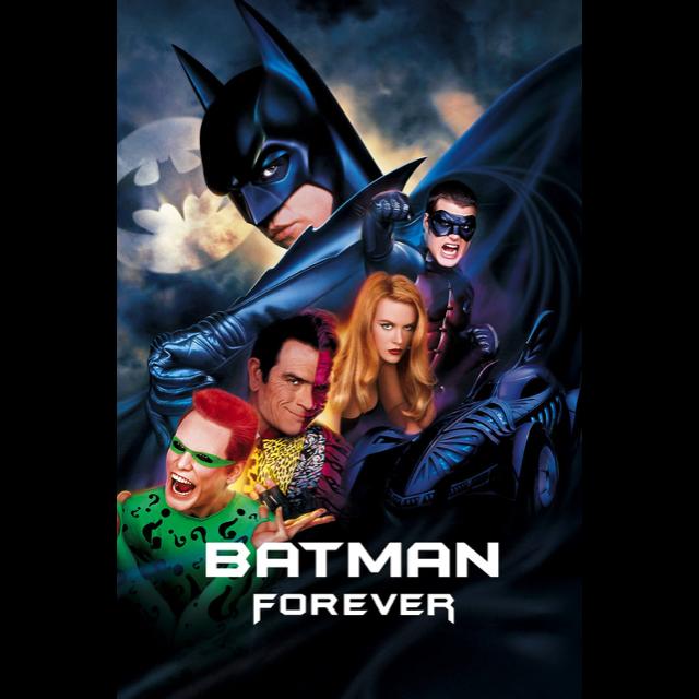 Batman Forever 4K UHD