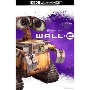 WALL·E Movies Anywhere / Vudu 4k