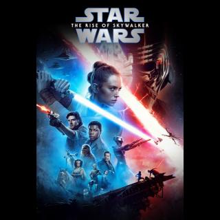 The Rise of Skywalker (Star Wars: Episode IX) iTunes HD