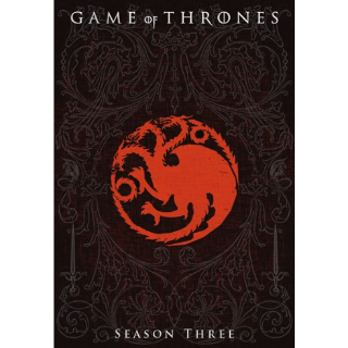 Game of Thrones Season 3 (HD) - redeems on ANY Google Play account