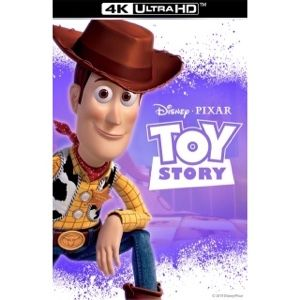 Toy Story iTunes 4k (ports to Movies Anywhere)