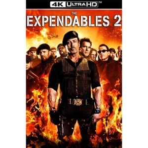 The Expendables 2 iTunes 4k