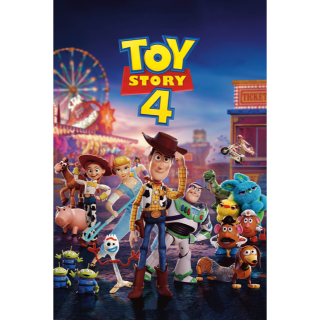 [Instant] Toy Story 4 (HD) | iTunes