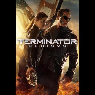 [Instant] Terminator Genisys (HDX) | Vudu