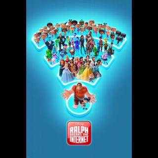 [Instant] Ralph Breaks the Internet (HD)   Google Play